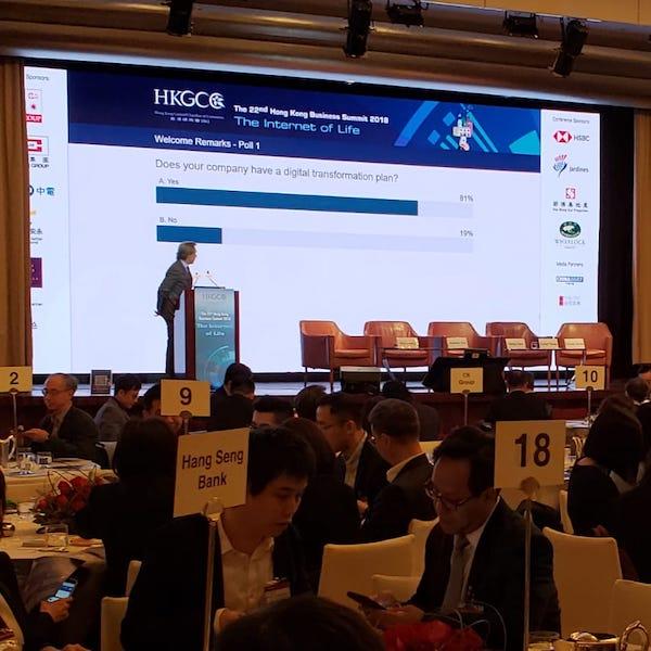 Hong Kong Business Summit